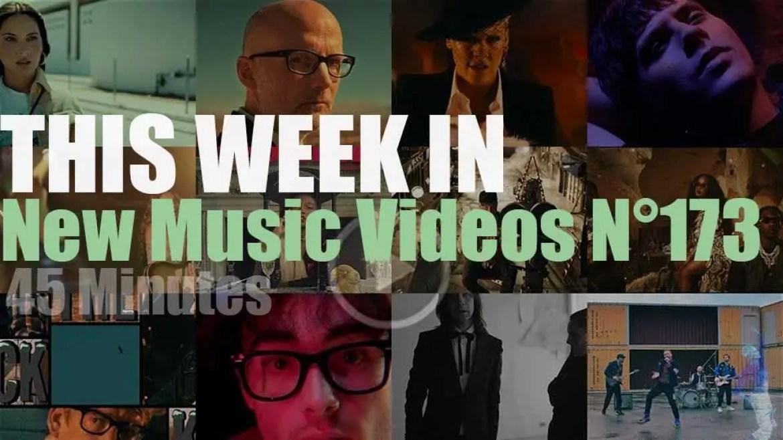 This week In New Music Videos N°173