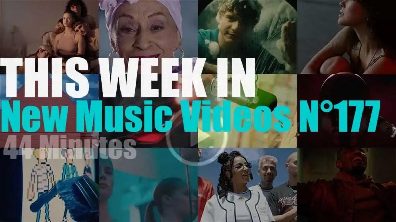 This week In New Music Videos N°178