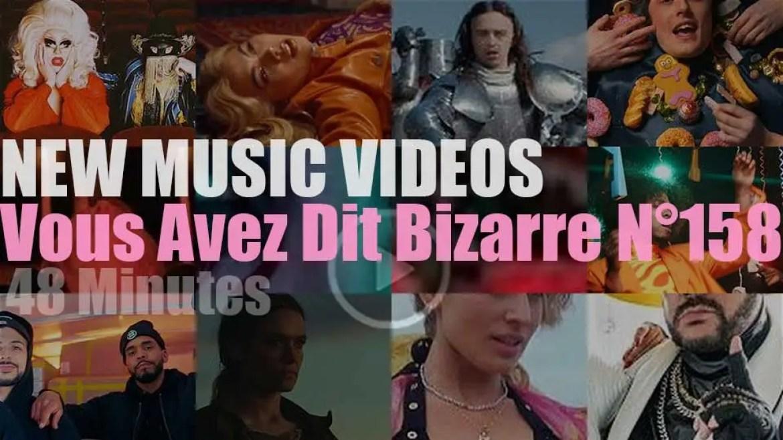 'Vous Avez Dit Bizarre'  N°158 – New Music Videos