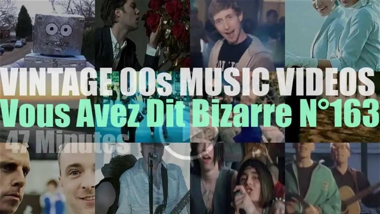'Vous Avez Dit Bizarre'  N°163 – Vintage 2000s Music Videos