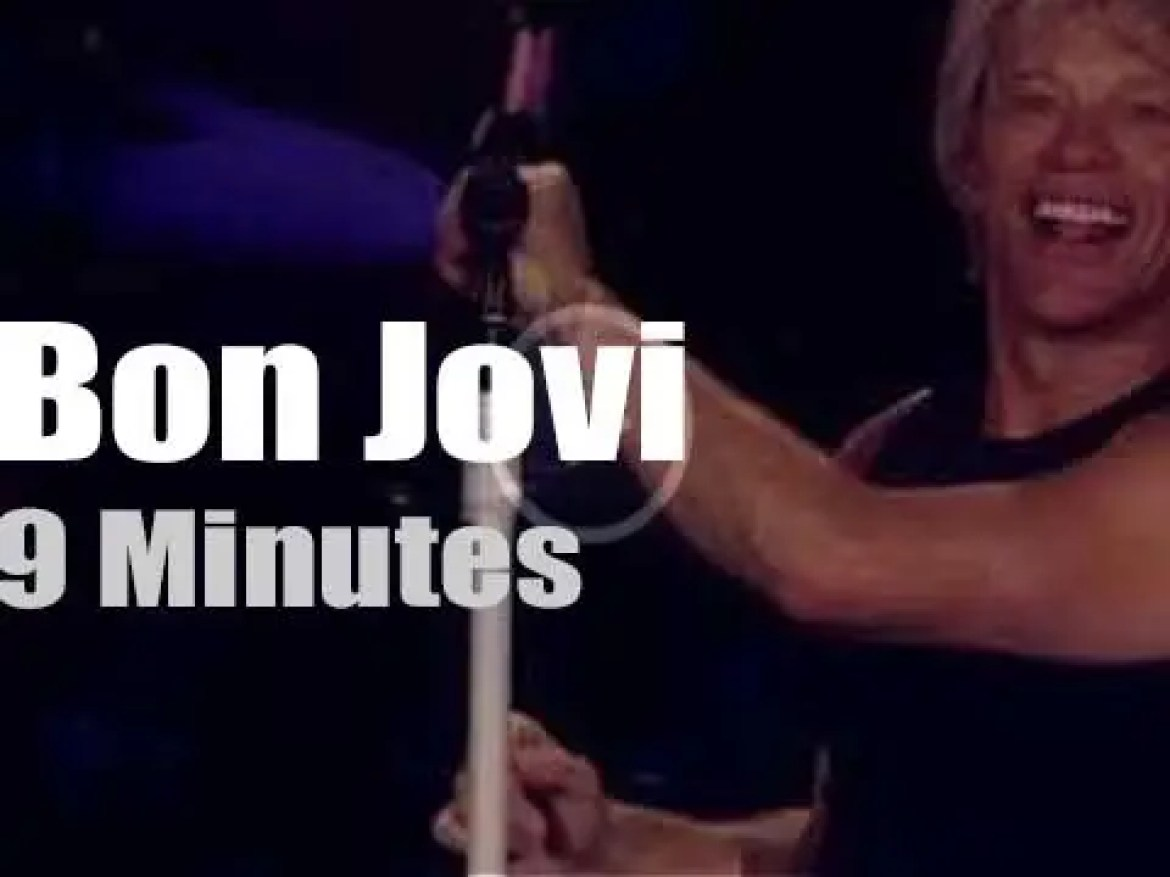 Bon Jovi do not sell a house in Madrid (2019)