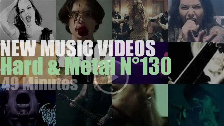 Hard & Metal New Music Videos N°130