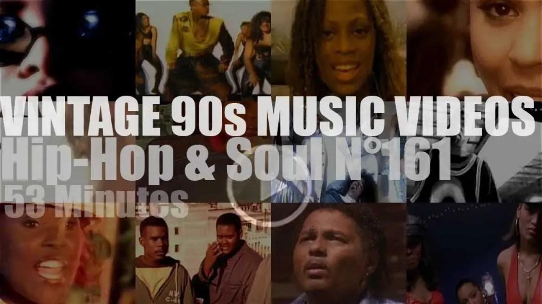 Hip-Hop & Soul N°161 – Vintage 90s Music Videos