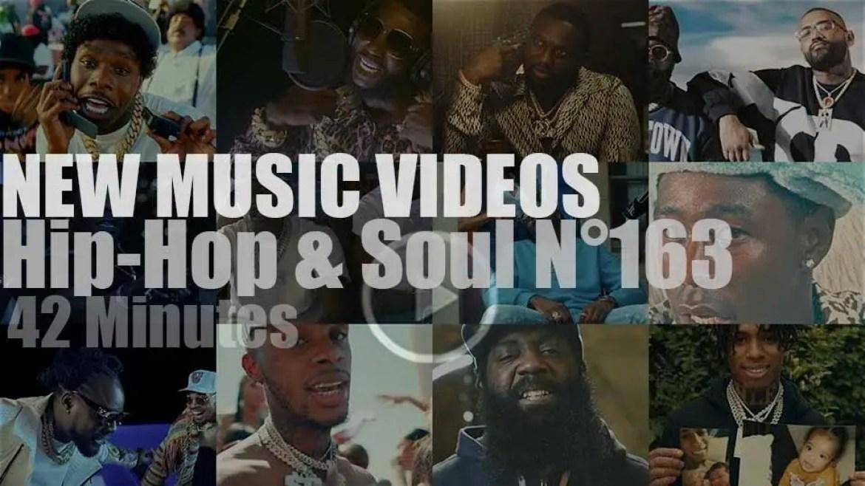 Hip-Hop & Soul N°163 – New Music Videos