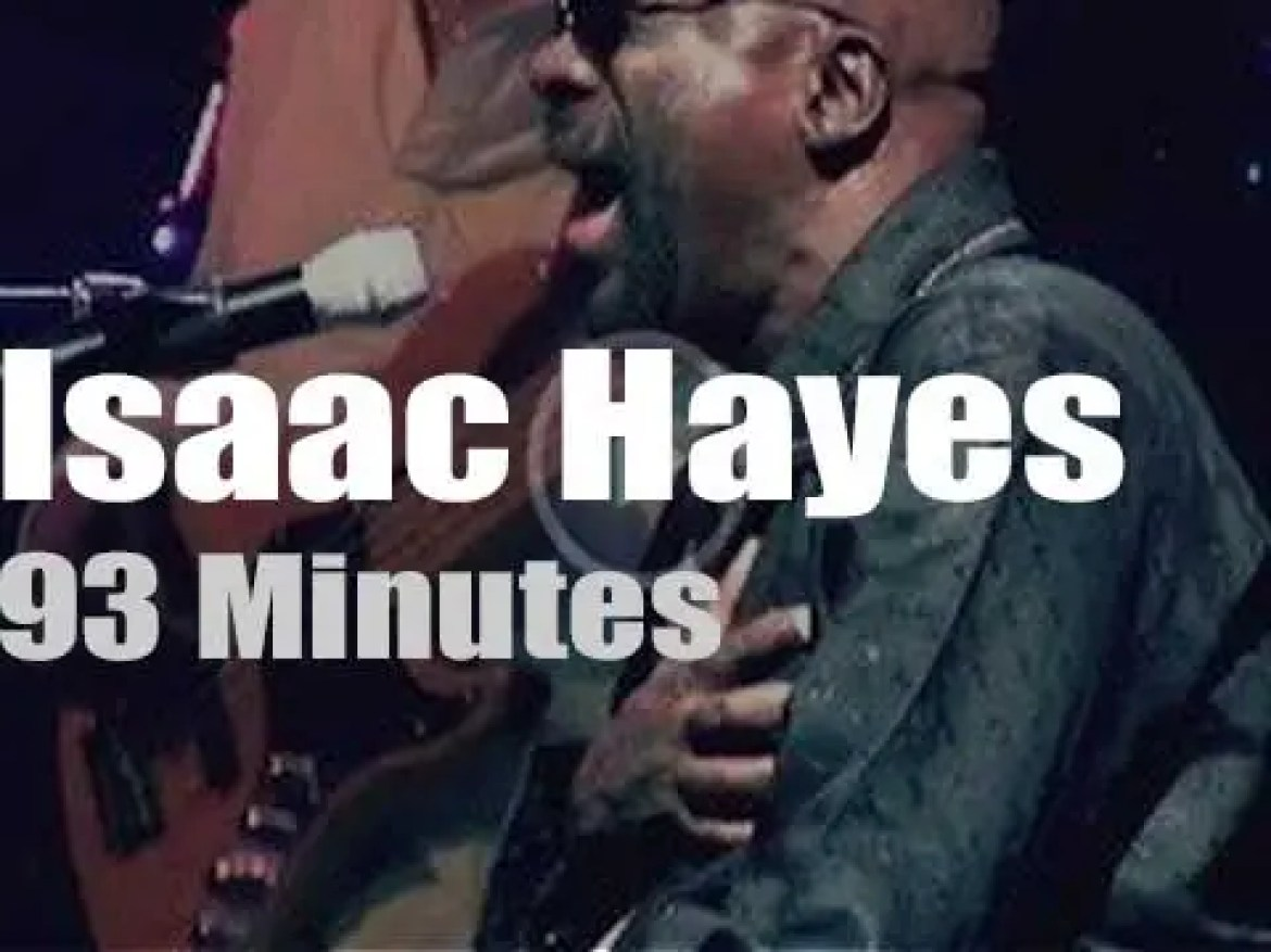 Isaac Hayes comes to Brooklyn (2008)