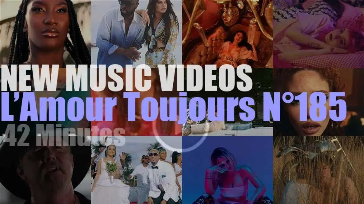 'L'Amour Toujours'  N°185 – New Music Videos