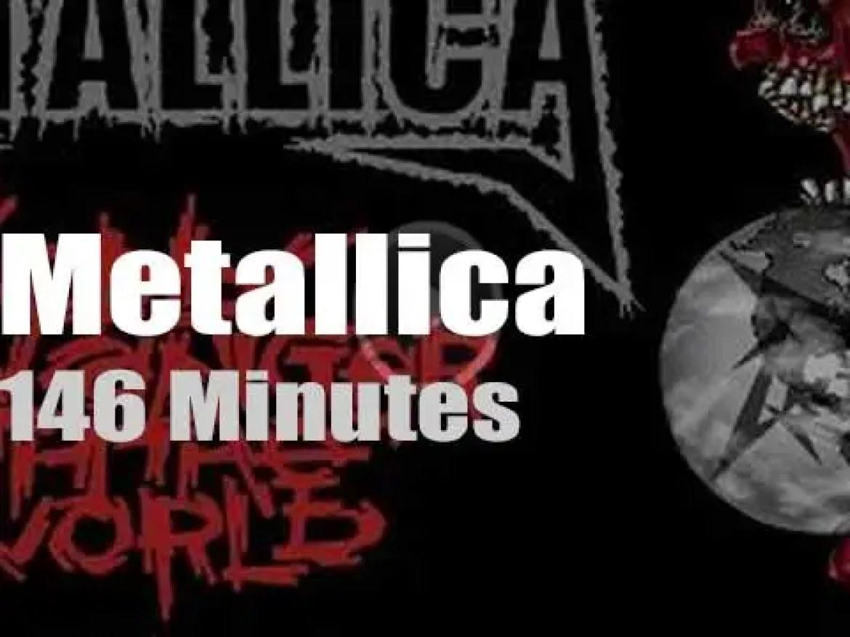 Metallica serenade Munich (2004)