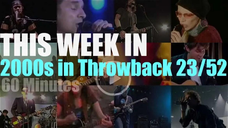 This week In  '2000s Throwback' 23/52