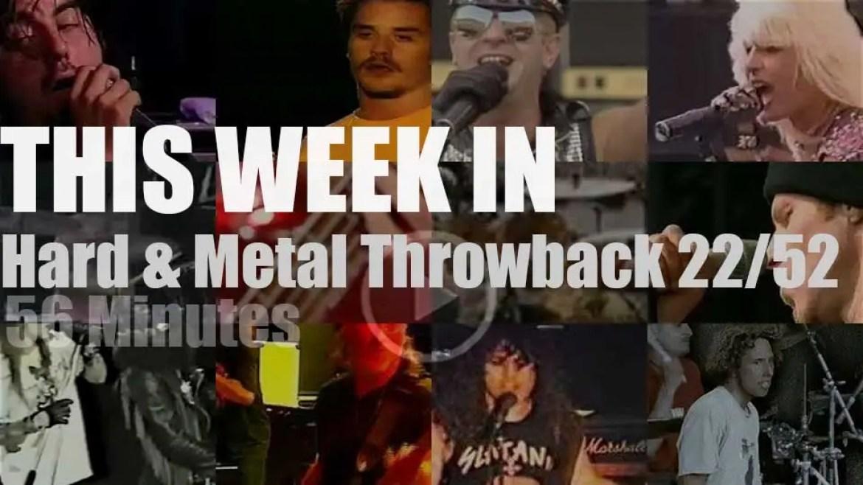 This week In  'Hard & Metal Throwback'  22/52