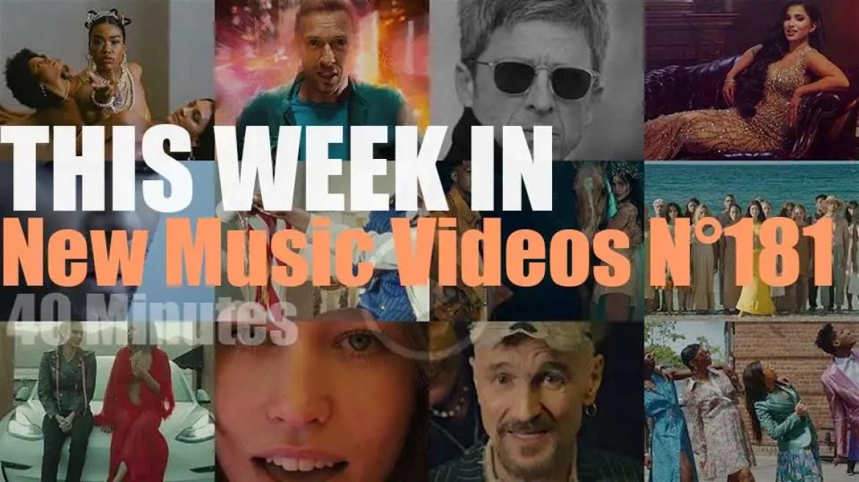 This week In New Music Videos N°181