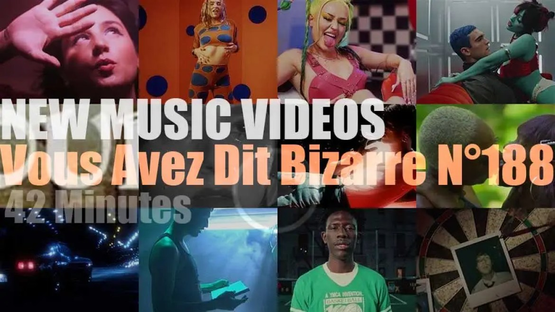 'Vous Avez Dit Bizarre'  N°188 – New Music Videos