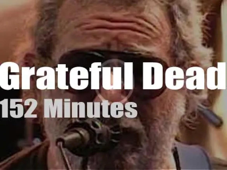 Grateful Dead visit North Carolina (1990)
