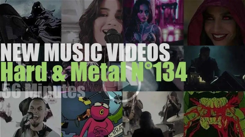 Hard & Metal New Music Videos N°134