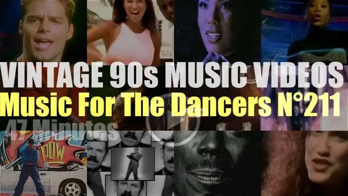 'Music For The Dancers' N°211 – Vintage 90s Music Videos
