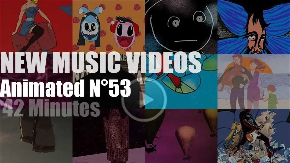 New Animated Music Videos N°53