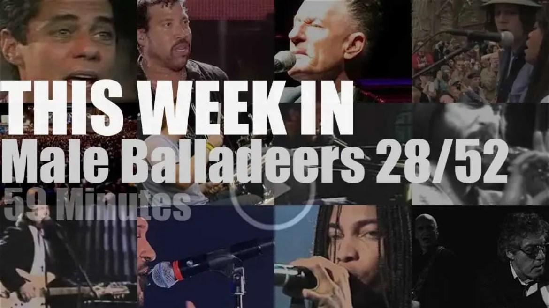 This week In Male Balladeers 28/52