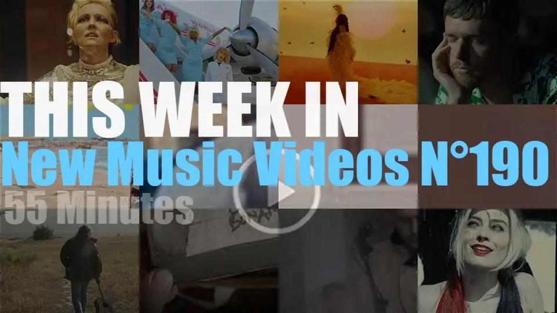 This week In New Music Videos N°190