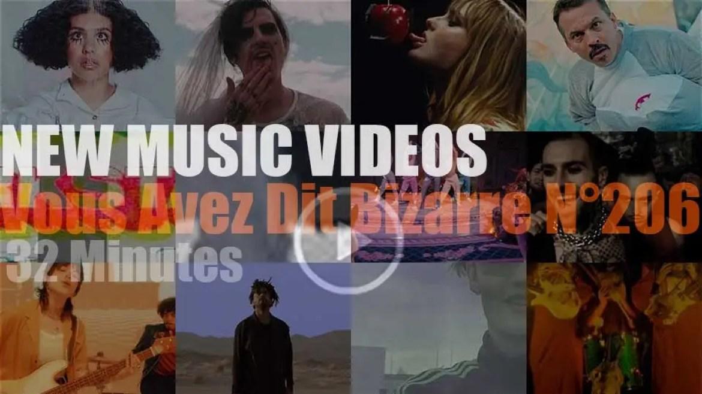 'Vous Avez Dit Bizarre'  N°206 – New Music Videos