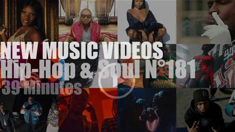 Hip-Hop & Soul N°181 – New Music Videos