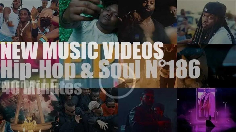 Hip-Hop & Soul N°186 – New Music Videos