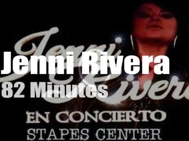 Jenni Rivera rocks LA (2011)