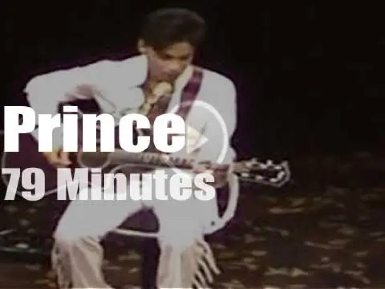 Prince visits Philadelphia (2004)