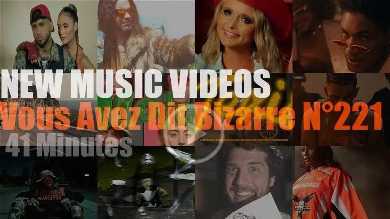 'Vous Avez Dit Bizarre'  N°221 – New Music Videos