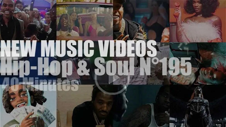 Hip-Hop & Soul N°195 – New Music Videos
