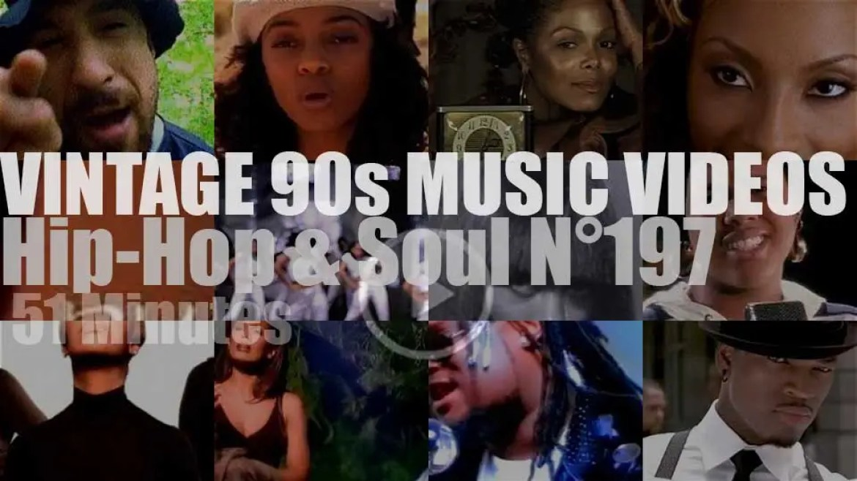 Hip-Hop & Soul N°197 – Vintage 90s Music Videos