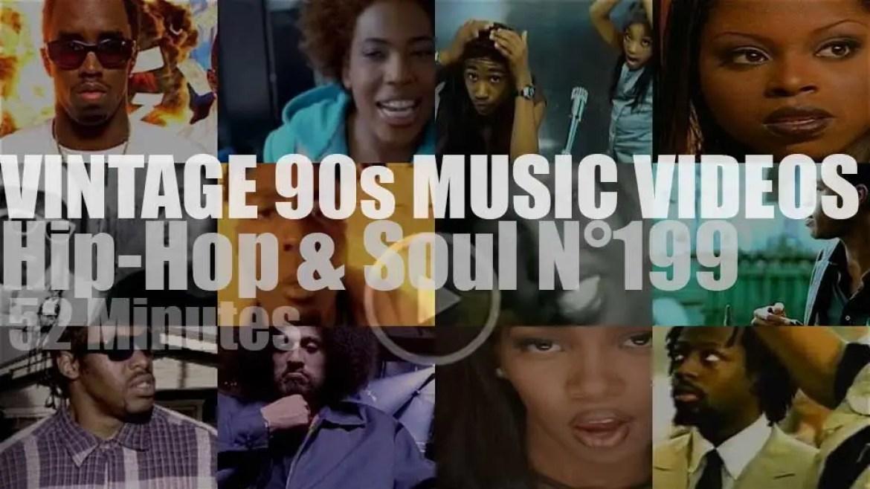 Hip-Hop & Soul N°199 – Vintage 90s Music Videos
