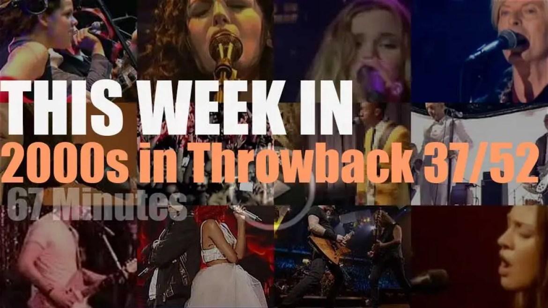 This week In  '2000s Throwback' 37/52