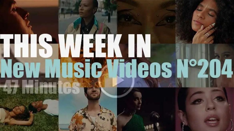 This week In New Music Videos N°204