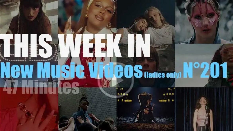 This week In New Music Videos (ladies only) N°201