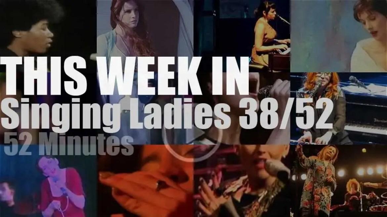 This week In Singing Ladies 38/52