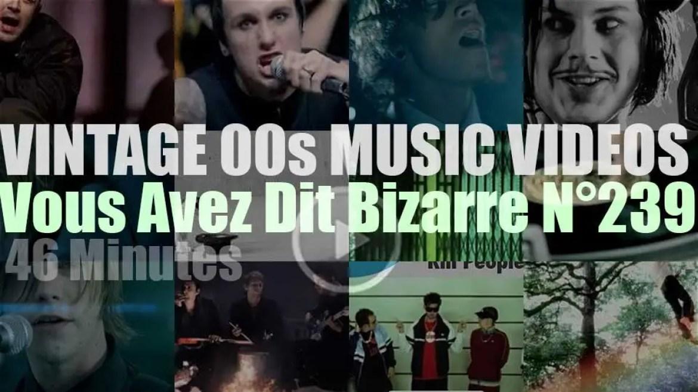 'Vous Avez Dit Bizarre'  N°239 – Vintage 2000s Music Videos