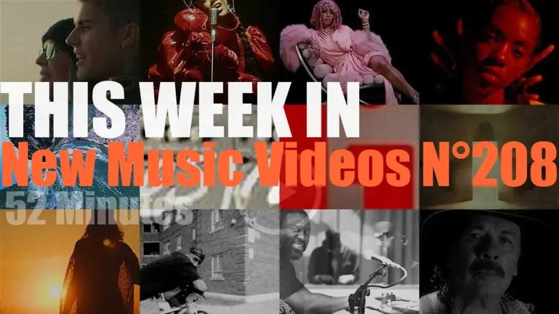 This week In New Music Videos N°208