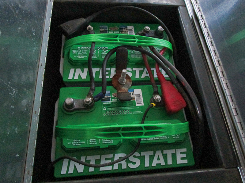 RV Inspections – Electrical System 120 Volt AC and 12 Volt DC – Part 3