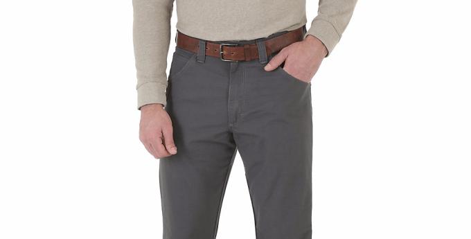 The Best Hiking Pants — Wranger Riggs Technician Pants