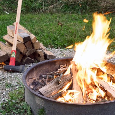 The Foolproof Campfire