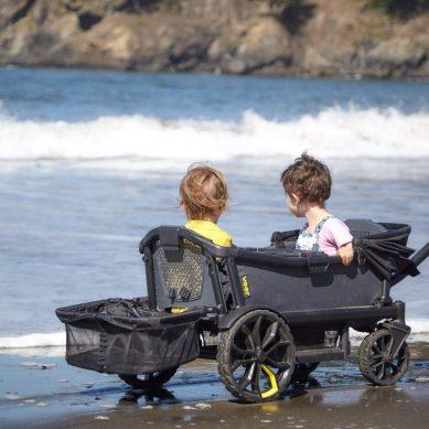 Veer Debuts Wagon/Stroller Crossover