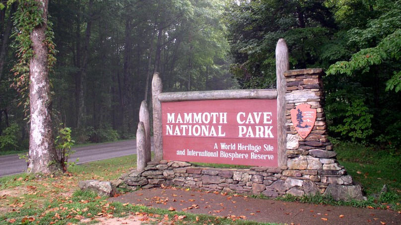 Episode 12: Mammoth Cave, Roadside Assistance, & Changes to National Parks