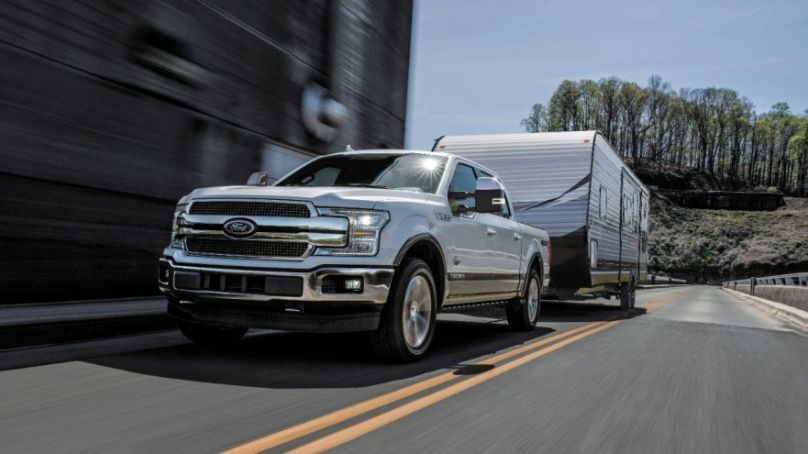 Ford Drops 30mpg F 150 Bombshell With Best In Class Towing Capacity