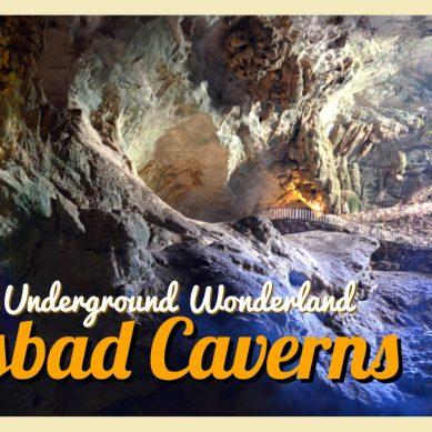 Episode 30 — Carlsbad Caverns: Wonderland Under the Ground