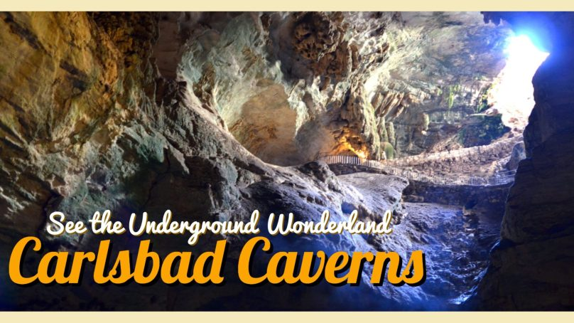 Episode 30 — Carlsbad Caverns: Wonderland Under the Ground