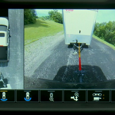 "Chevy ""Advanced Trailering"" Introduces Integrated Tire Monitoring, Trailer Theft Warning, Overhead Camera, and More"