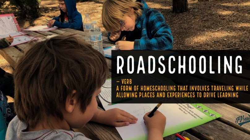Episode 53 — Roadschooling 101