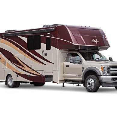 "REV Group Announces New F-550 Chassis Renegade ""Veracruz"""