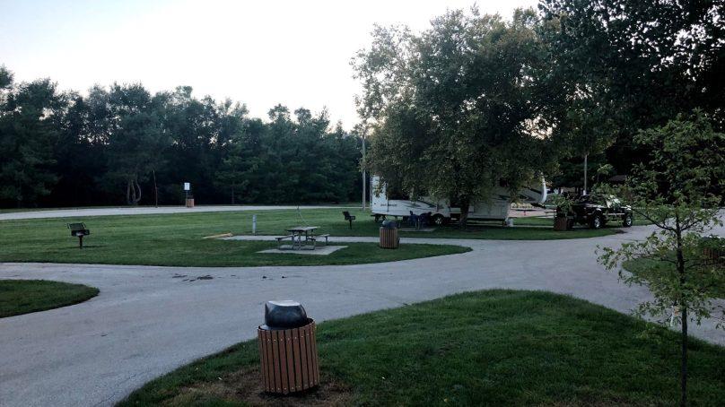 Campground Review: Bob Hardy RV Park – Blaire, Nebraska