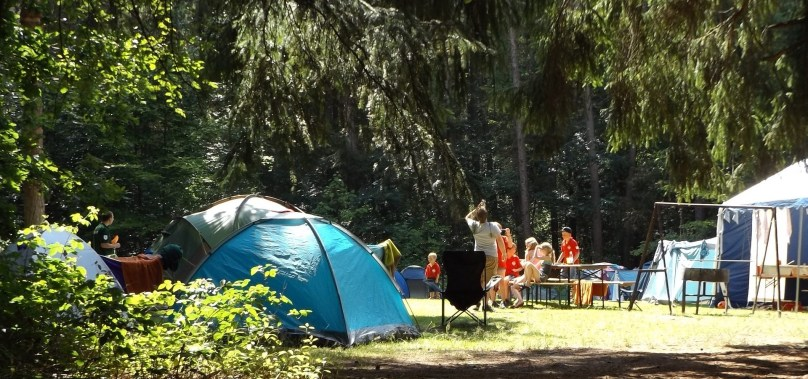 Boy Scouts Hit with Epidemic of Camping Gear Thefts