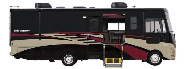 Winnebago Introduces 3 Wheelchair-Accessible Motorhomes